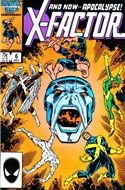 X-Factor Vol. 1 (1986-1998) (Comic Book) #6