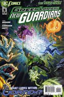 Green Lantern New Guardians (2011-2015) (2011 - 2015) Grapa #5