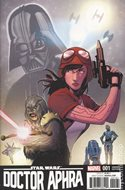 Star Wars: Doctor Aphra (Variant Cover) (Comic Book) #1