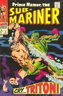 Sub-Mariner Vol. 1 (Grapa) #2