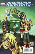 Runaways Vol. 3 (2008-2009) (Comic Book) #1