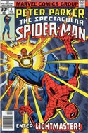 The Spectacular Spider-Man Vol. 1 (Saddle-stitched) #3