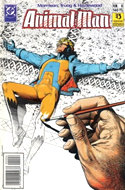 Animal Man (1989-1991) (Grapa 24 pp) #6