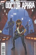 Star Wars: Doctor Aphra (Variant Cover) (Comic Book) #5