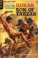 Korak Son of Tarzan / The Tarzan Family (Comic-book. 32 pp) #9