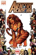 Avengers Academy (2010-2013 Variant Cover) (Comic Book) #3.1
