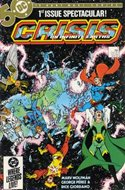 Crisis on Infinite Earths (Comic Book) #1