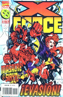 X-Force Vol. 2 (1996-2000) (Grapa 24 pp) #4