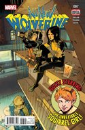 All-New Wolverine (2016-) (Comic book) #7