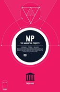 The Manhattan Projects (Comic-book) #8