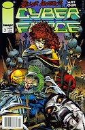 Cyberforce Vol. 2 (1993-1997) (Grapa) #3