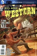 All Star Western Vol. 3 (2011-2014) (Comic-book) #7
