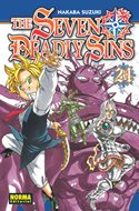 The Seven Deadly Sins (Rústica con sobrecubierta) #24