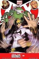 A+X (Comic-Book) #5