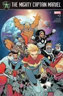 The Mighty Captain Marvel (2017-) (Comic-book) #7