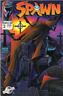 Spawn Vol. 1 (Grapa 24-48 pp) #2