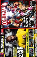 SFX - Comicmanía (Grapa) #9