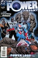 The Power Company (Comic Book) #9