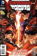 Superman / Wonder Woman (2013-2016) (Comic Book) #6
