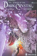 The Power of the Dark Crystal (Variant Cover) (Comic Book) #2