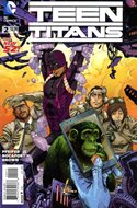 Teen Titans Vol. 5 (2014-2016) (Comic Book) #2