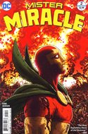 Mister Miracle (Vol. 4 2017- Variant Covers) (Grapa) #2.2