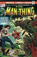 The Man-Thing Vol. 1 (1974-1975) (Comic Book) #2