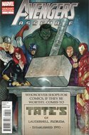 Avengers Assemble Vol. 2 (2012-2014 Variant Cover) (Comic Book) #1.4