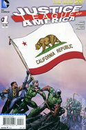 Justice League of America Vol. 3 (2013-2014) Variant Covers (Comic Book) #1.15
