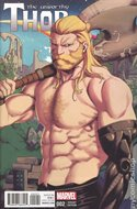 The Unworthy Thor (Variant Cover) (Comic Book) #2