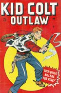 Kid Colt Outlaw Vol 1 (Comic-book.) #3