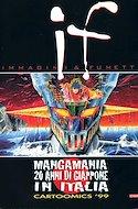 if - Immagini & Fumetti (Rústica, 4ª serie) #8