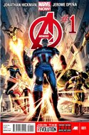 Avengers Vol. 5 (2013-2015) (Comic Book) #1