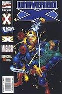 Universo-X (2000-2001) (Grapa. 17x26. 72/80 páginas. Color. (2000-2001)) #2