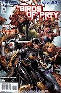 Birds of Prey Vol. 3 (2011-2014) (Comic Book) #4