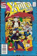 X-Men 2099 Vol. 1 (1994-1995) (Grapa 24 pp) #1