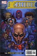 Excalibur Vol 3 (Comic Book) #1