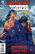 Superman / Wonder Woman (2013-2016) (Comic Book) #7