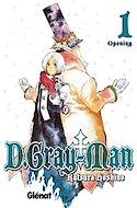 D.Gray-Man (Rústica con sobrecubierta) #1