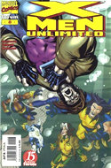 X-Men Unlimited (1997-2000) (Grapa 40-56 pp) #8