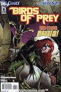 Birds of Prey Vol. 3 (2011-2014) (Comic Book) #6