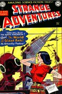 Strange Adventures (1950-1973) (Comic Book) #7