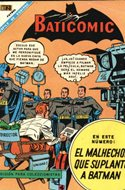 Batman - Baticomic (Rústica-grapa) #9