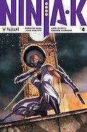 Ninja-K (Comic Book) #4