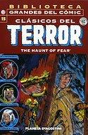 Clásicos del Terror. Biblioteca Grandes del Cómic (Rústica 160-176 páginas) #15