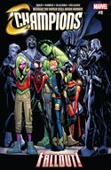 Champions Vol. 2 (Comic Book) #8