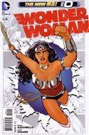 Wonder Woman Vol. 4 (2011-2016) (Comic Book) #0