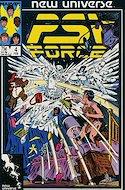 Psi-Force Vol 1 (Comic-book.) #4