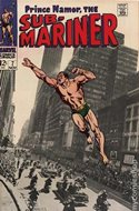 Sub-Mariner Vol. 1 (Grapa) #7