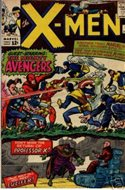The Uncanny X-Men (1963-2011) (Comic-Book) #9